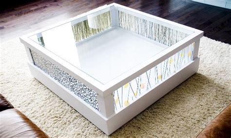 Coffee table   Rossler Design   Modern furniture Calgary, art and custom design