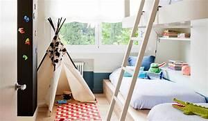 Chambre Gain De Place : option gain de place design des petits espaces ~ Farleysfitness.com Idées de Décoration
