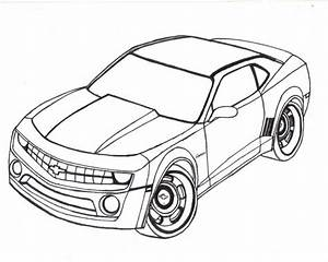 chevy cars camaro 69 coloring pages chevy coloring pages With white cadillac cts6