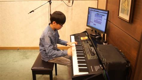 Playing John Kim 13years