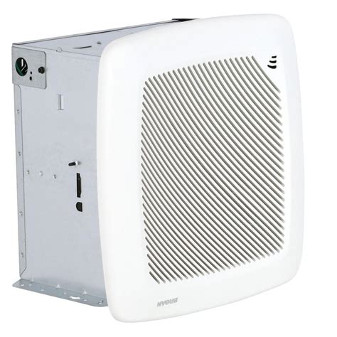 humidity sensing bathroom fan reviews broan qtr series quiet 100 cfm ceiling humidity sensing