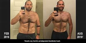 INSANITY MAX:30 Results: David Lost 66 Pounds in 6 Months ...