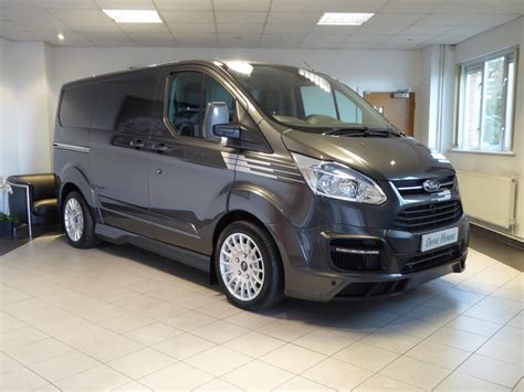 ford transit custom m sport 290 limited edition dove
