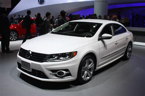 2013 Volkswagen Cc R-line Looks To Recapture Some Flash