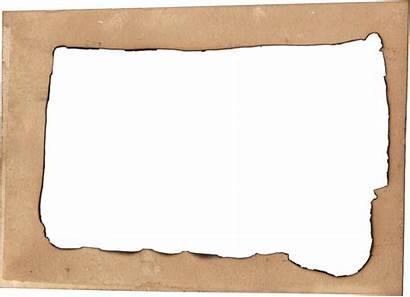 Frame Paper Transparent Burn 2000 Burnt Onlygfx