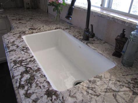 kitchen sink problems bianco antico granite problems re on waterstone 2838