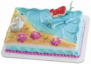 Little Mermaid Sheet Cakes Gallery Picture - Cake Design