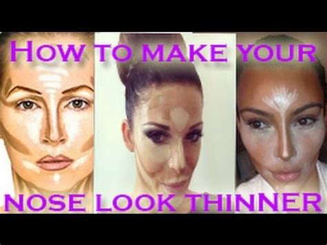 howto   nose  thinner youtube