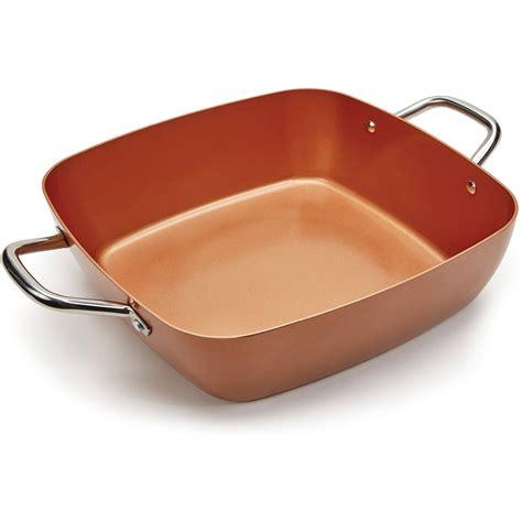 tv copper chef     casserole dish walmartcom walmartcom