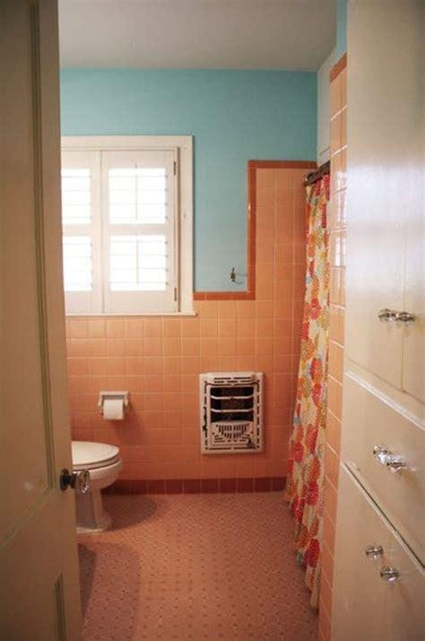 orange bathroom tiles ideas  pictures