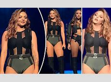 Little Mix's Jesy Nelson suffers unfortunate camel toe on