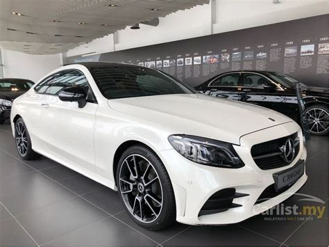 See design, performance and technology features, as well as models, pricing, photos and more. Mercedes-Benz C300 2019 AMG 2.0 in Selangor Automatic Coupe White for RM 416,888 - 5964949 ...
