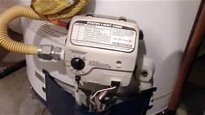 Honeywell Gas Heater Pilot Light How To Light A Honeywell Water Heater Pilot Youtube