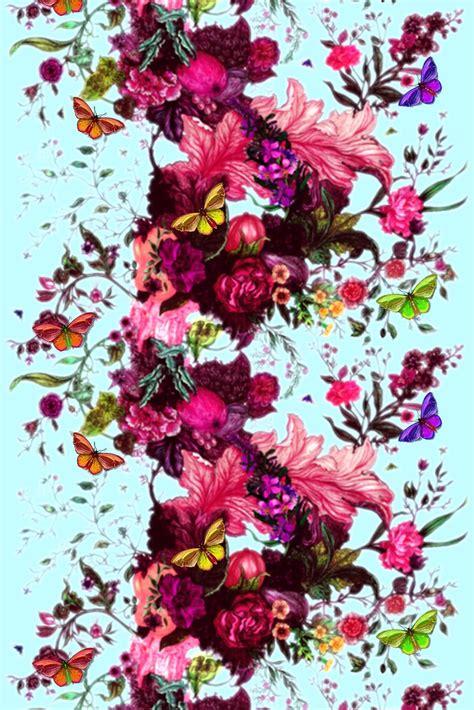 timorous beasties fabric butterfly blurr fabric