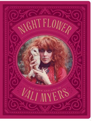 night flower  life  art  vali myers  martin mcintosh reviews discussion bookclubs