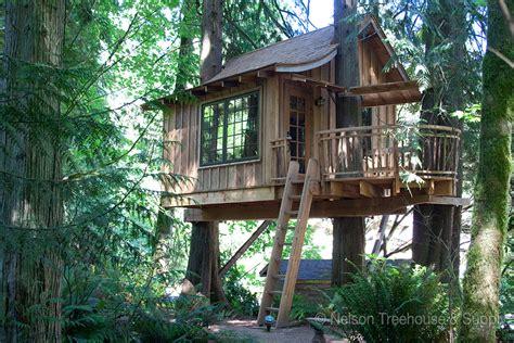 Treehouses : Tree House Get-a-way