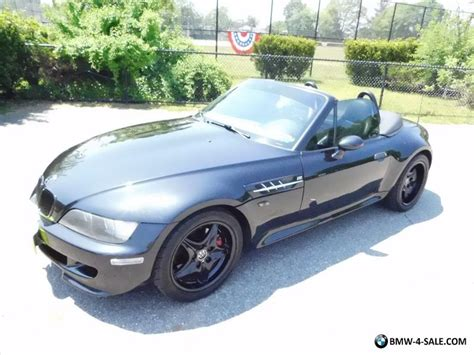 2000 Bmw M3 For Sale by 2000 Bmw Z3 M3 For Sale In United States
