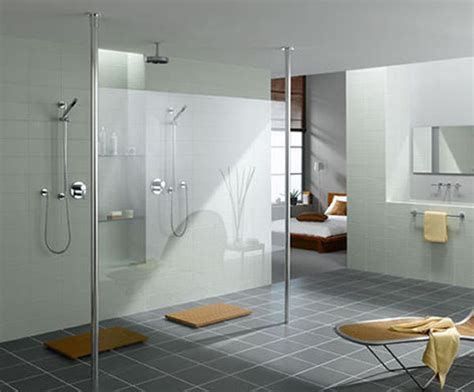 Modern Bathroom And Shower by Showers For Modern Bathrooms