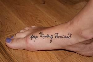 Keep moving forward | Tattoos | Pinterest - Tattoo Maze