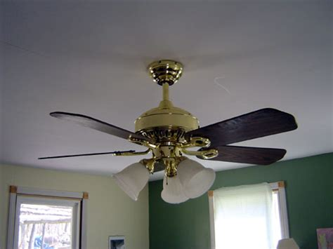 Ac 552 Ceiling Fan Wiring by How To Install Ceiling Fan Model Ac 552 Warisan Lighting