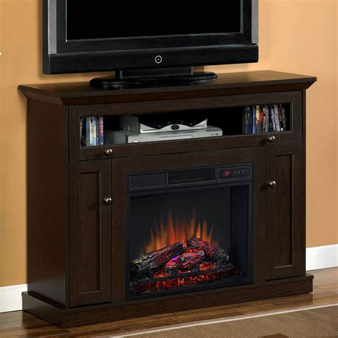 electric fireplace media cabinet windsor wall or corner infrared electric fireplace media