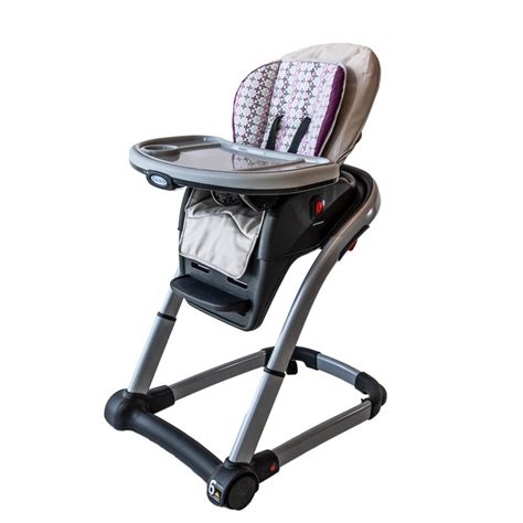 Graco High Chair Blossom by Graco Blossom Review Babygearlab