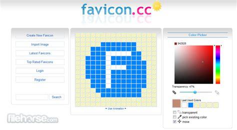 favicon generator web tool  create   favicon