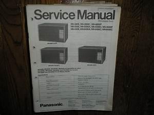 Panasonic Nna514a Manual