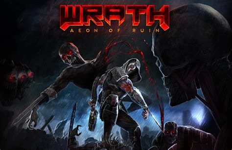 Wrath Aeon Of Ruin Is An Old School Shooter From Quake