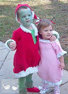 The Grinch and Cindy Lou Who Costumes - Photo 2/4