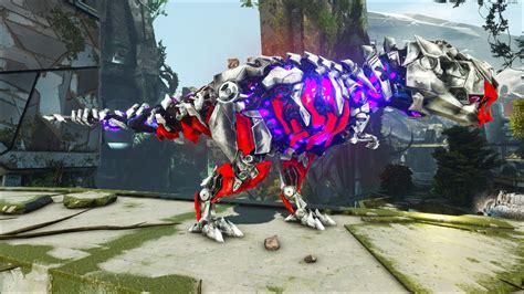 enraged corrupted rex official ark survival evolved wiki