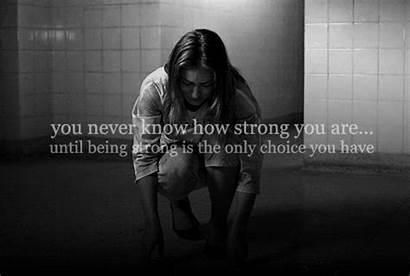 Quotes Strong Sad Depression Depressed Quote Hurt
