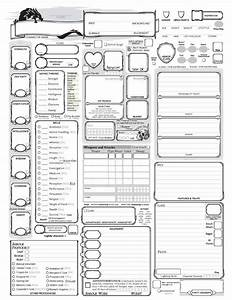 Dungeons And Dragons 5 Edition Deutsch Pdf Download : fully loaded 5e character sheet dungeon masters guild wargame vault ~ Orissabook.com Haus und Dekorationen
