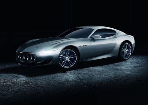 maserati  launch electric gt   laughs  teslas