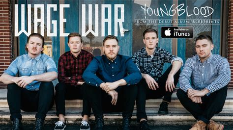 Wage War Shares Intriguing New Single,