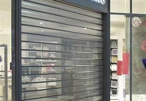 installation et reparation de rideaux metalliques au mans With volet roulant magasin