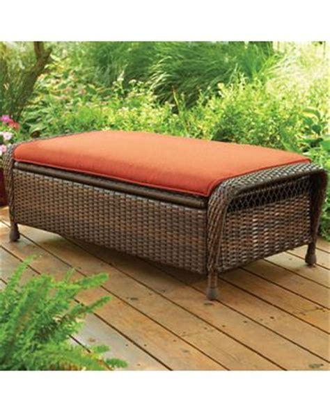 better homes and gardens ottoman cushions better homes and gardens azalea ridge storage ottoman from