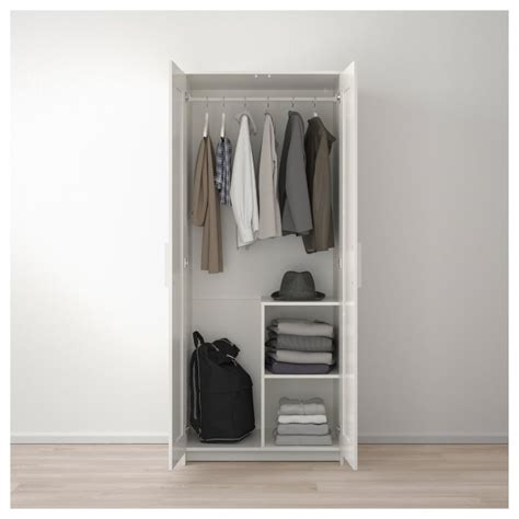 brimnes wardrobe   doors white ikea cyprus