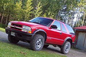 2003 Chevrolet Blazer - Overview