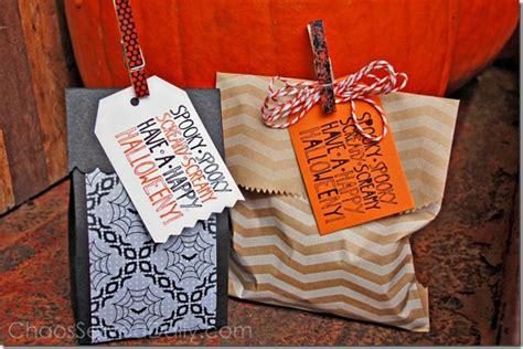 halloween sayings  kids treat bags quotesta