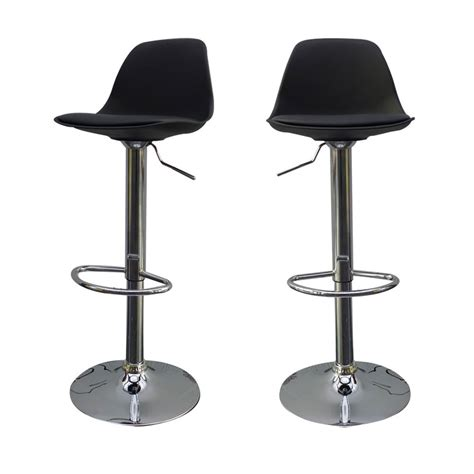 reparer tabouret de bar lot de 2 tabourets de bar design orlando de drawer fr