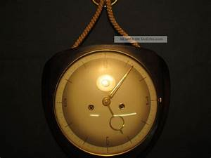 Wanduhr Mit Bildern : wanduhr kordeluhr diehl mit doppelklang gong ~ Watch28wear.com Haus und Dekorationen