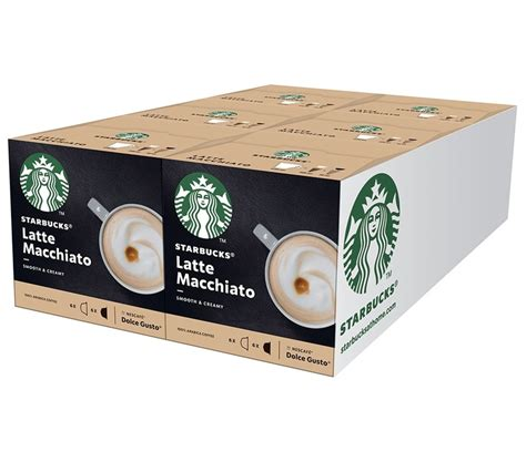 It is made with vanilla syrup, steamed hi, i don't normally write comments, but i just got a nespresso for christmas and i did the double shot espresso pod (2.7oz). 72 capsules Latte Macchiato compatibles Nespresso® - Starbucks