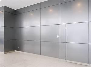 Installations Steel Wall Panels : Steel Wall Panels