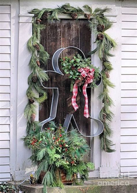 cute front door christmas decorations pictures