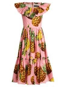 Pink Pineapple Print