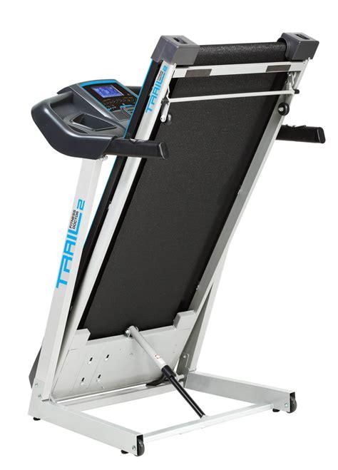 tapis de course fitness doctor trail 2 noir blanc