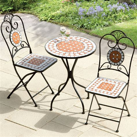 Small Patio Table Set by Small Patio Bistro Set Maribointelligentsolutionsco