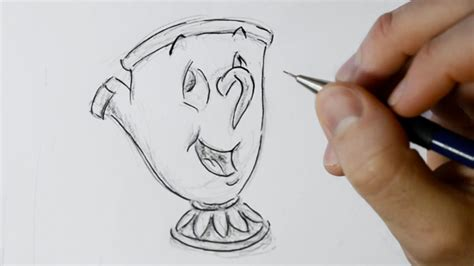 How To Draw Chip Potts From