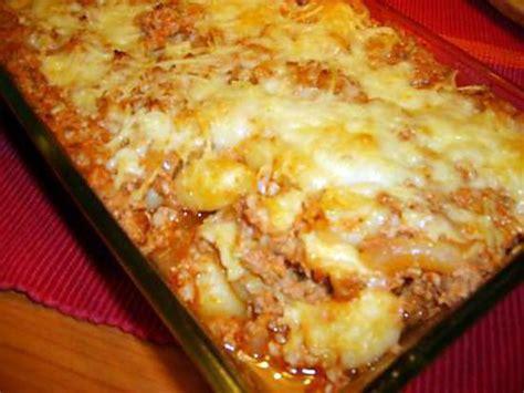 cuisiner chair à saucisse recette de gnocchis à la chair à saucisse